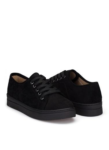 Dark Seer Ds.Sn0464 Günlük Kadın Sneaker 2021 Siyah